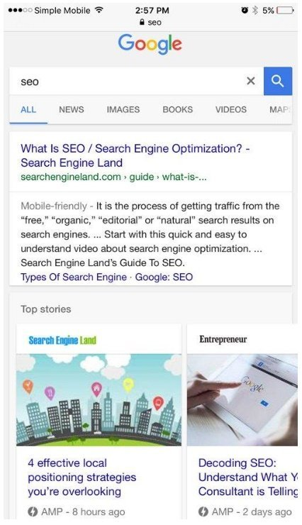 What is AMP - Accelerated Mobile Pages Value to Your Website Growth