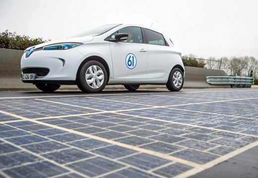 The World's First Solar Panel Road Unveiled in a French Village