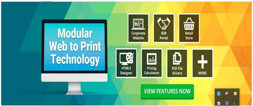 Web to Print technology
