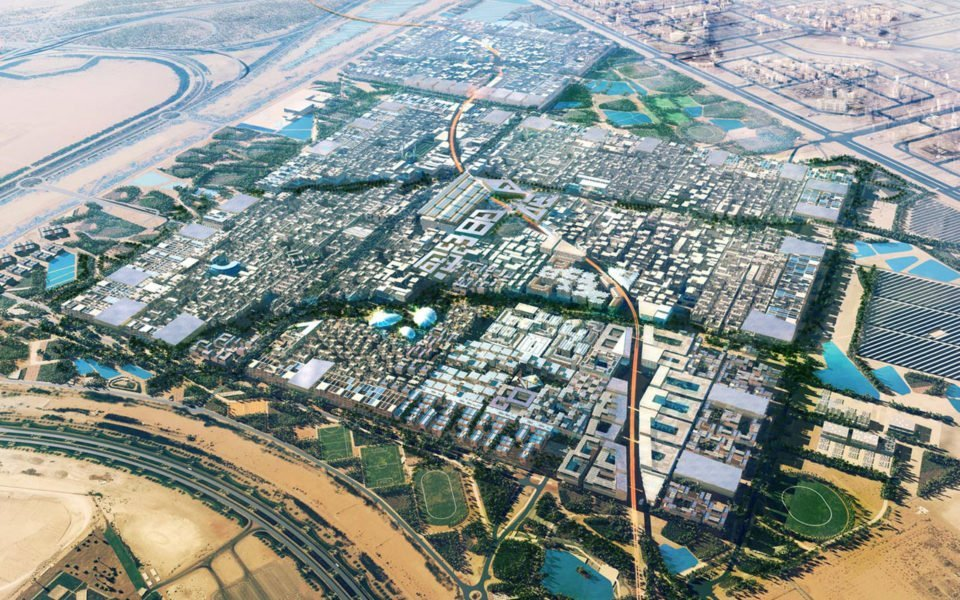Cities of the future - Masdar City