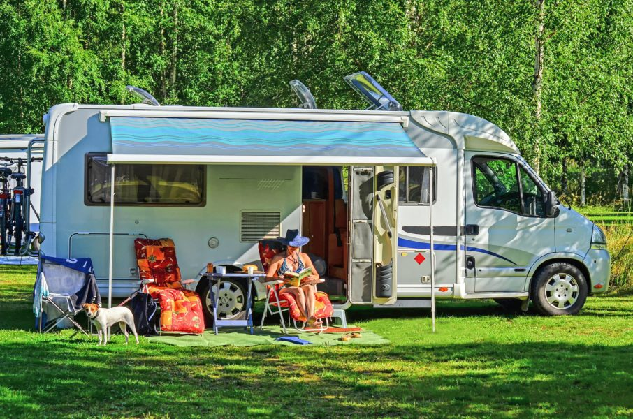 Working smart right from your RV