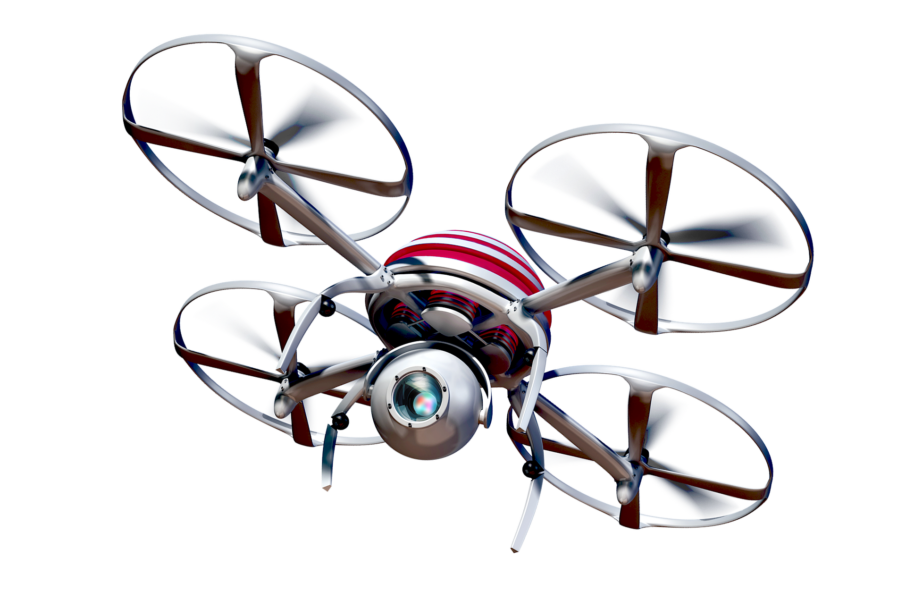 Quadrocopter can as well be usable for spying on people and events. It is very useful in events for keep track of events of the day and to keep out people who are not welcome into the premises. There are lots of spy cameras out there as well.