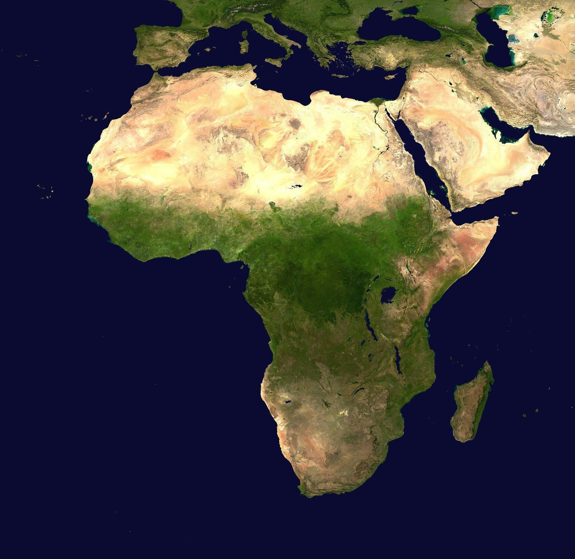 Africa's tech adoption on the rise: Africa is going green on technology adoption