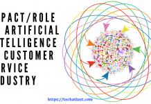 IMPACT AND ROLE OF ARTIFICIAL INTELLIGENCE IN CUSTOMER