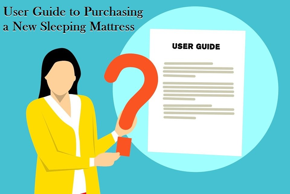 User Manual Guide to Purchasing a New Sleeping Mattress