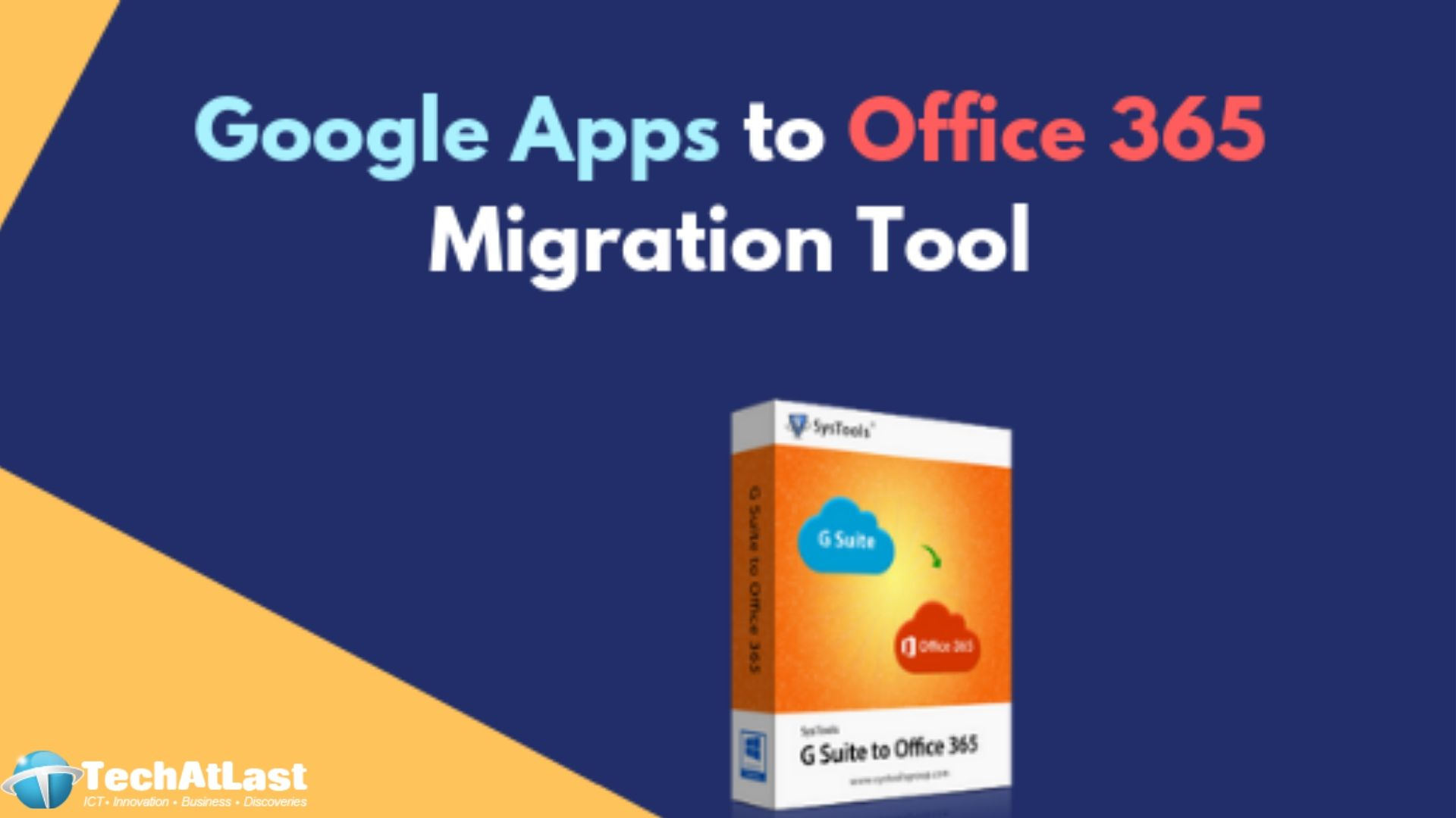 Google Apps to Office 365 Migration Tool - G Suite to O365