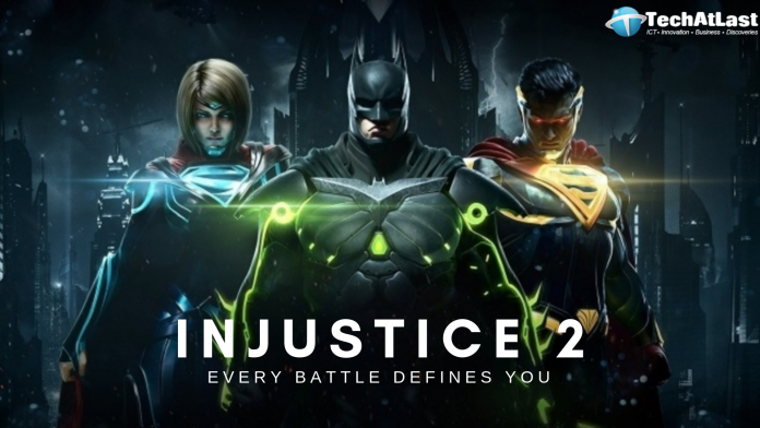 INJUSTICE 2 - Every Battle Defines You