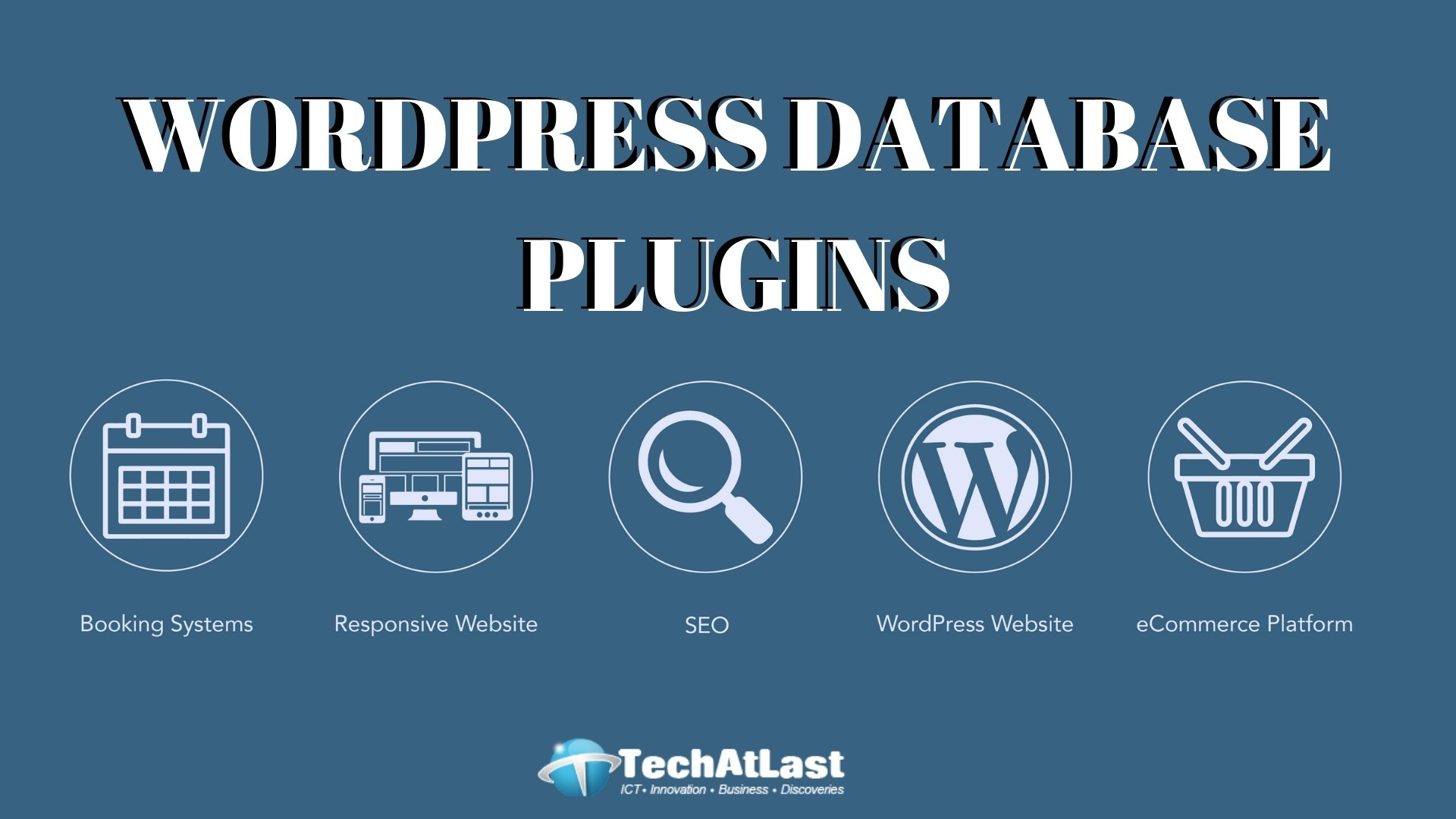 13 Best WordPress Database Plugins With Feature-Rich Functionalities - TechAtLast