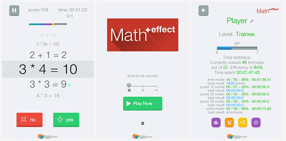 Math Effect - Cool Puzzle Game You Can Play Without Internet