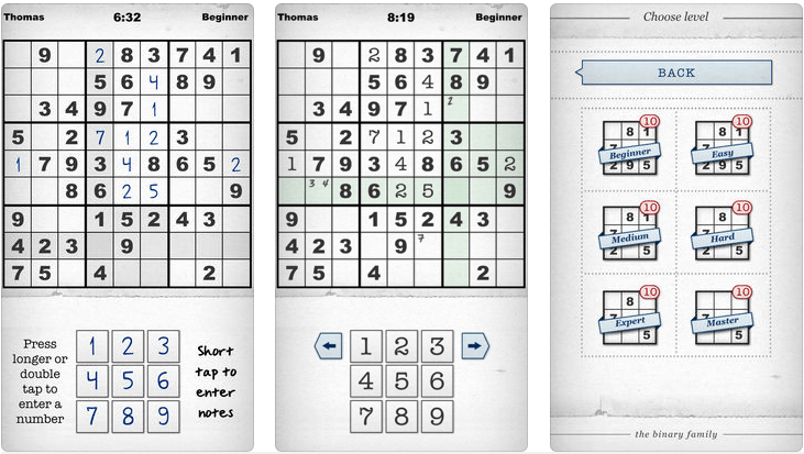 Simply Sudoku is a badass android puzzle game