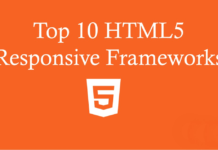10 Responsive HTML5 Framework for smart developers