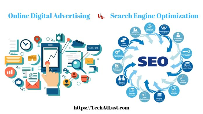 Digital Advertising vs SEO - Which is Best for Your Small Business