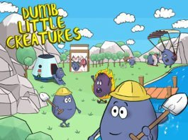 Dumb little creatures game will be released next week to the Android and ios market.