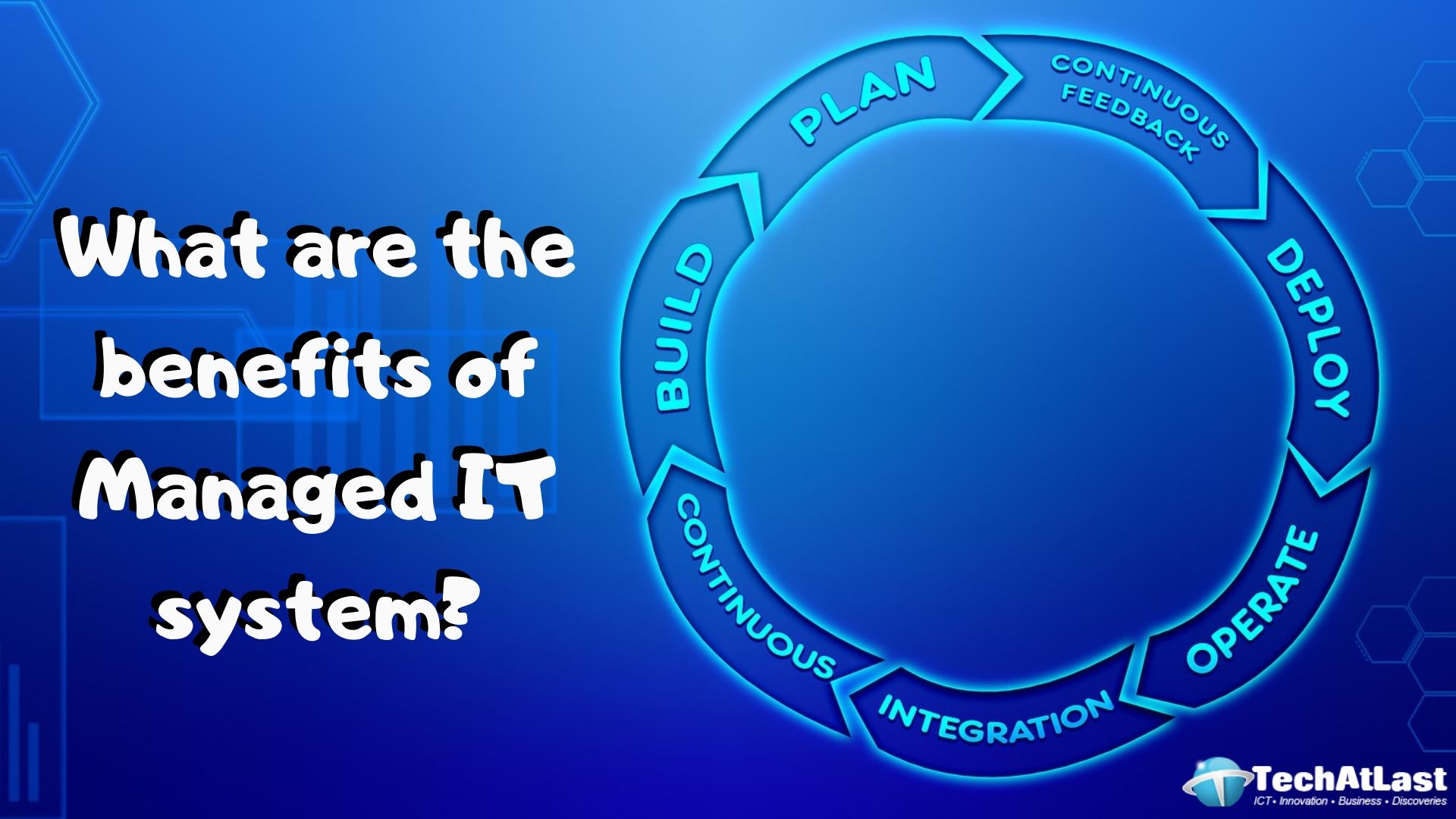 What are the benefits of Managed IT system over Tech Support system? - TECHATLAST
