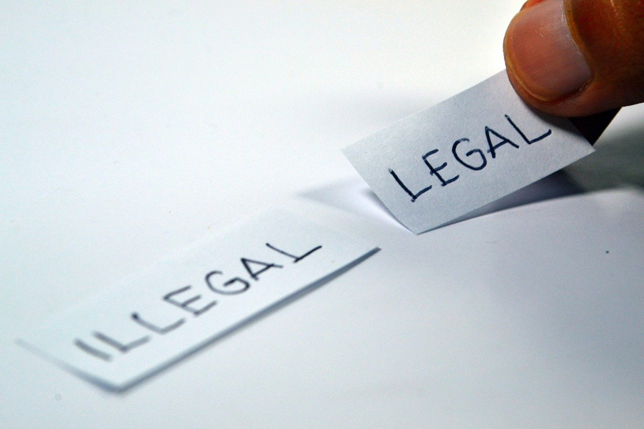 Legal or Illegal - Law Firms Challenges