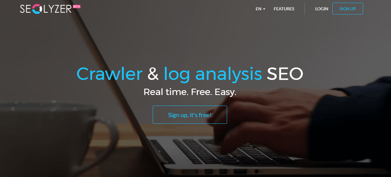 SEOLyzer - Crawler and log analysis SEO