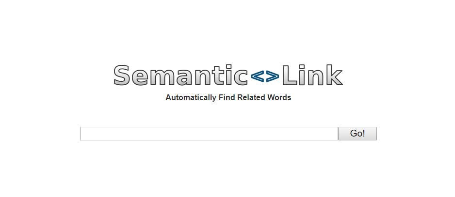 Semantic Link Automatically Find Related Words