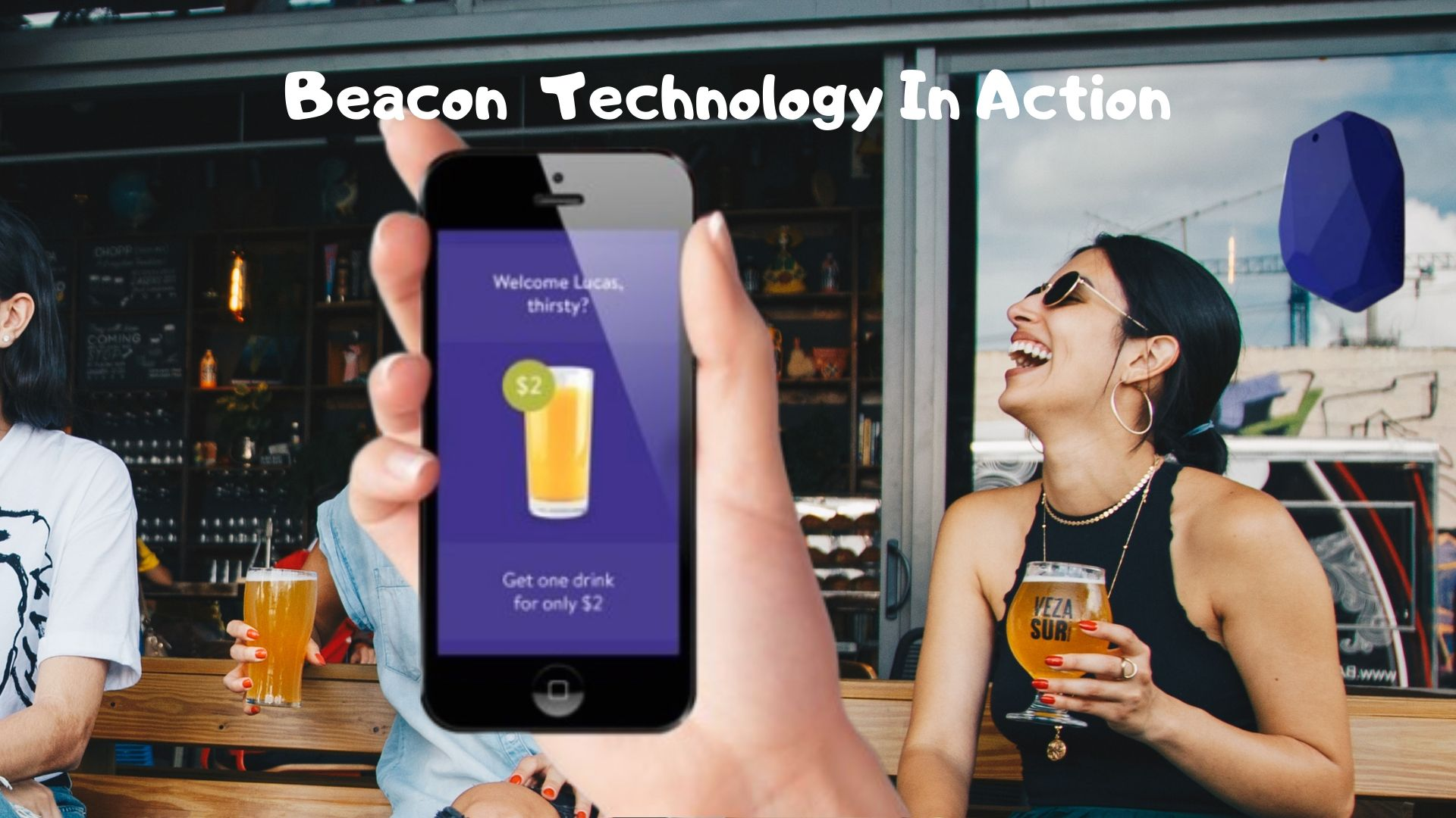Beacon Technology in Action