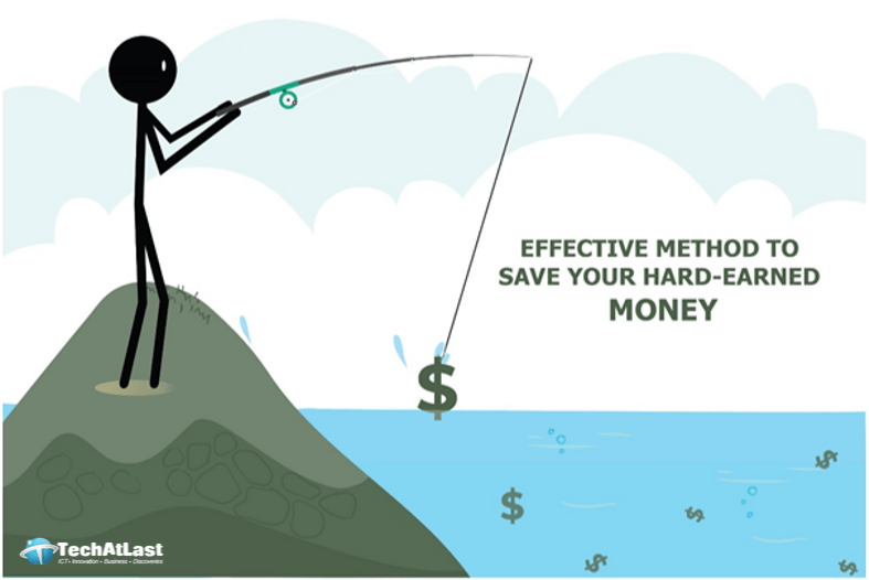 Effective method to save your hard-earned money