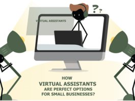 How Virtual Assistants Are Perfect Options For Small Businesses