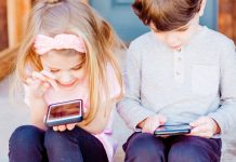 Dangers of Excess screen time for children