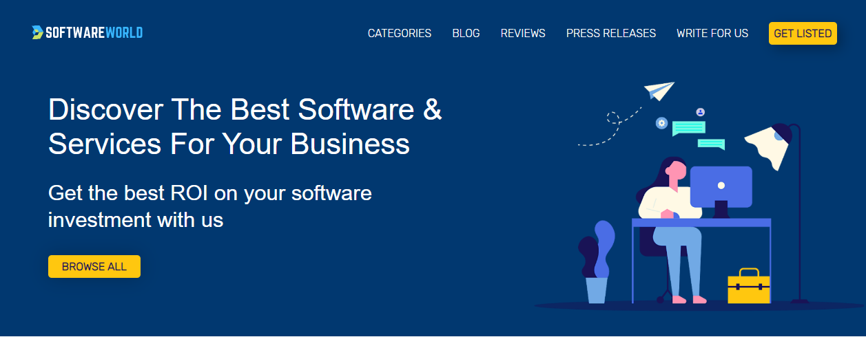 Software World - Get the best ROI on your software investment with us