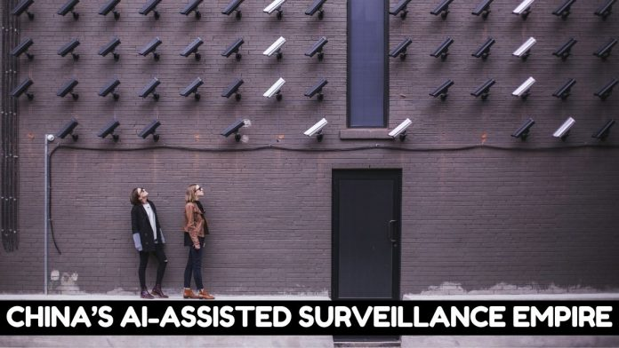Life Under the Lens: A Look Inside China's AI-assisted Surveillance Empire