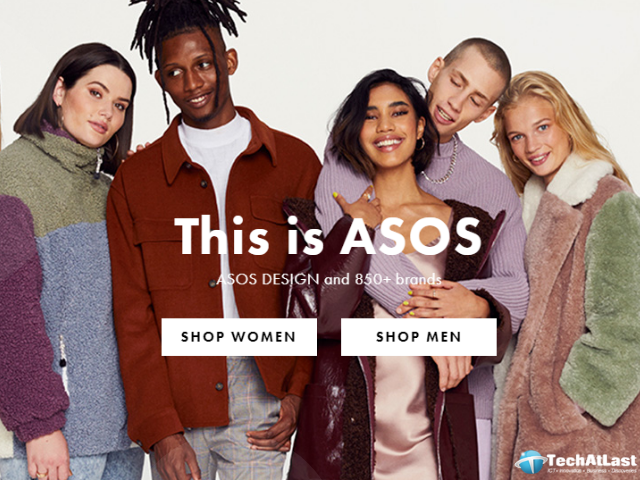 ASOS - Online Shopping website