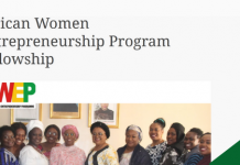 AWEP Nigeria and Founder Institute Collaboration