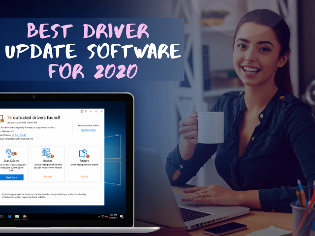 BEST DRIVER UPDATE SOFTWARE FOR 2020