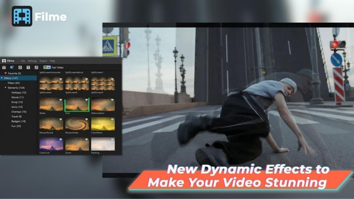Dynamic Effects to Make Stunning Videos