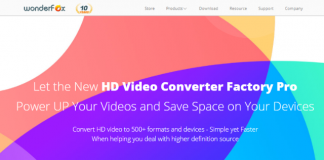 HD Video Converter Factory Pro - How to Convert Videos from SD to HD with Ease