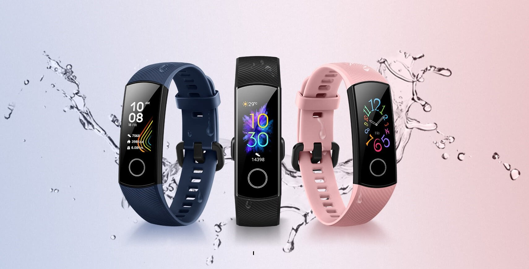 Use Huawei HONOR Band 5 Smartwatch In This Self-Isolation To Stay Healthy