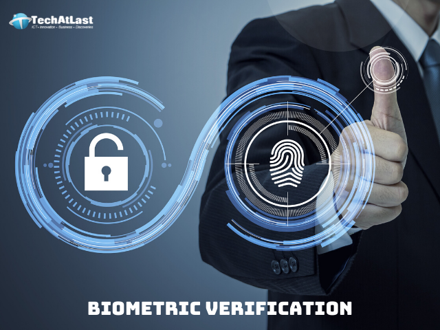 How biometric verification enables ultra-modern future